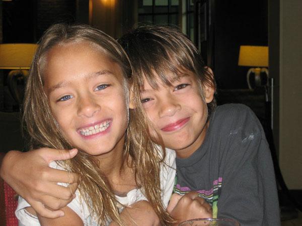 Shannon-twins