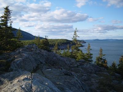 Maine  scene
