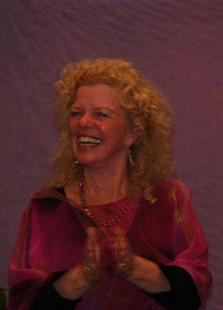 Donna Eden teaching EEM in Wales